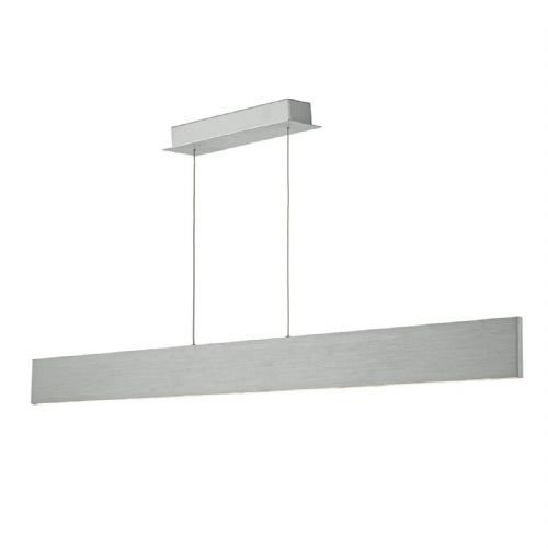 Amplify Bar Pendant Aluminium Led
